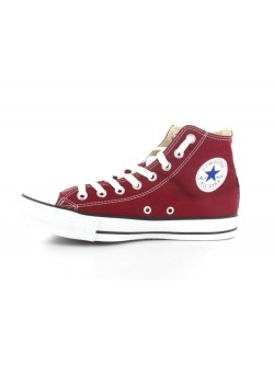 Converse Chuck Taylor all star toile bordeaux