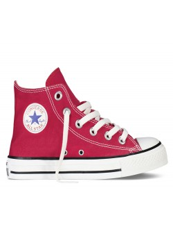 Converse Cadet Chuck Taylor all star rouge