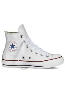 Converse Chuck Taylor all star cuir blanc 18
