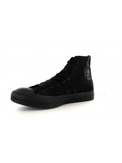 Converse Chuck Taylor all star toile monochrome noir