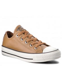 converse cuir homme basse