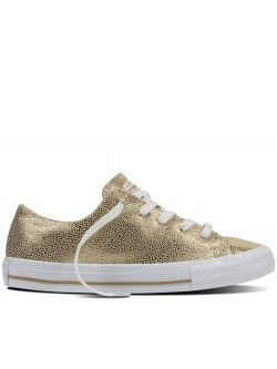 Converse Chuck Taylor All Star Gemma Sting Ray basse gold
