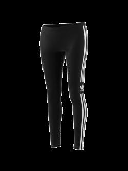 ADIDAS DV2636 Legging trefoil noir