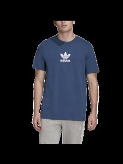 ADIDAS FM9923 Tee-shirt bleu