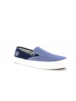 Fred Perry Turner slipon richblue
