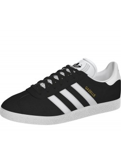 Adidas Gazelle suède noir / blanc (Gazelle 2)