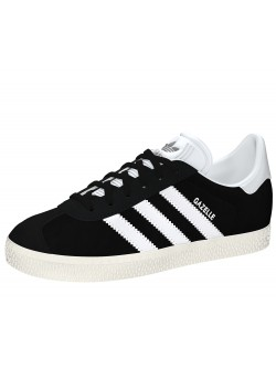 Adidas Gazelle Kids suède noir / blanc (Gazelle 2)