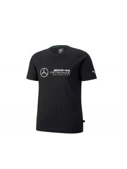 Puma Tee - Shirt Mercedes noir