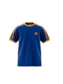 ADIDAS GE6232 Tee- Shirt bleu / royal