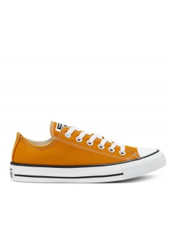 Converse Chuck Taylor all star toile basse Saffron yellow