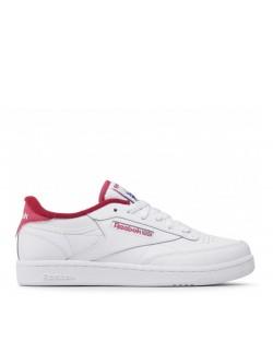 REEBOK Club C85 junior blanc / rouge