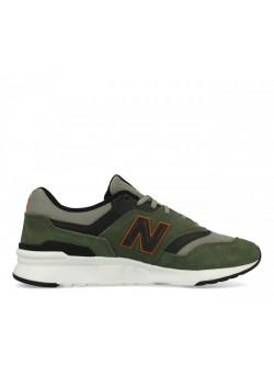 New Balance CM997 kaki / noir