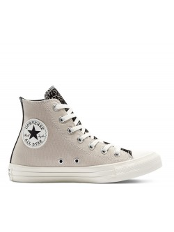 Converse Chuck Taylor all star toile Ecaille taupe