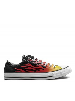 Converse Chuck Taylor all star toile basse Flamme
