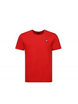Coq sportif Tee - shirt coq rouge