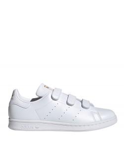 Adidas Stan Smith  Primegreen velcro blanc
