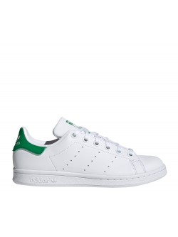 Adidas Stan Smith kids Primegreen blanc / vert