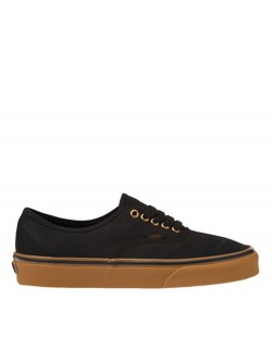 Vans Authentic toile gomme noir
