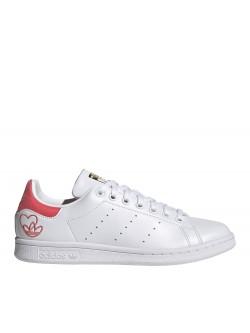 Adidas Stan Smith Primegreen blanc / rose
