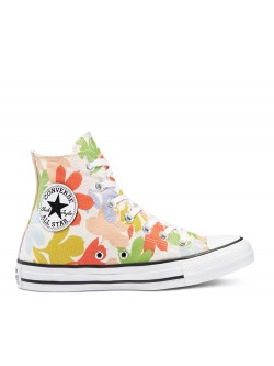 Converse Chuck Taylor all star toile Floral Print