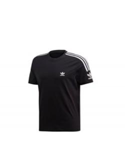 ADIDAS ED6116 Tee-Shirt noir / blanc