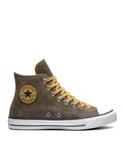Converse Chuck Taylor all star cuir Vintage weat