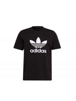 ADIDAS H06642 Tee-Shirt Trefoil noir