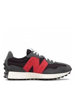 New Balance MS327 noir / gris / rouge