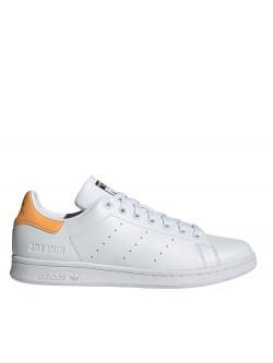 Adidas Stan Smith Primegreen blanc / orange