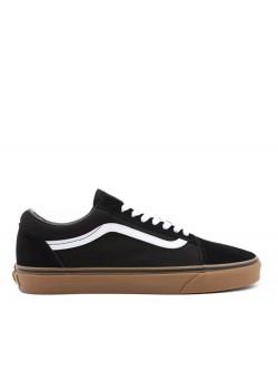 Vans Old Skool Gumsole noir / blanc