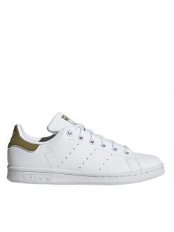 Adidas Stan Smith kids Primegreen blanc / kaki