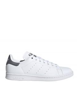 Adidas Stan Smith Primegreen brodé mar / rose