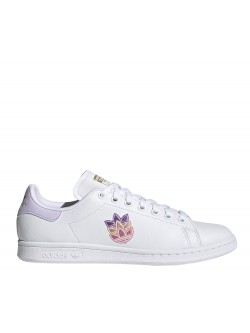 Adidas Stan Smith Primegreen purple