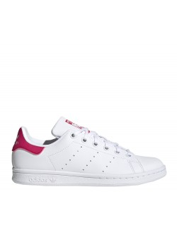Adidas Stan Smith kids Prime blanc / rose
