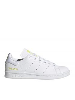 Adidas Stan Smith kids Prime blanc / citron