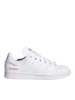 Adidas Stan Smith kids Prime blanc / fuchsia
