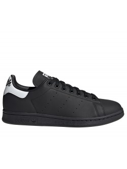 ADIDAS Stan Smith Inscription Cuir noir/ blanc