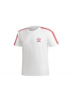 ADIDAS GP1920 England Tee - Shirt  blanc