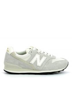 New Balance WL996 gris / blanc