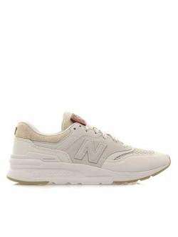 New Balance CM997 Maille beige