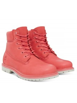 Timberland Icon 6 femme premium boots spiced coral