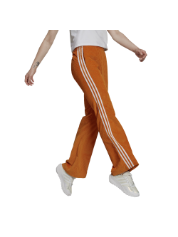 ADIDAS H37838 jogg women velour orange