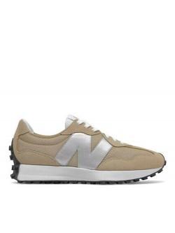New Balance MS327 beige / metal silver