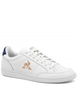 Coq Sportif Court Clay blanc / bleu / doré