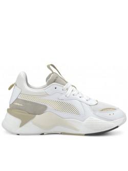Puma RSX Mono métal blanc
