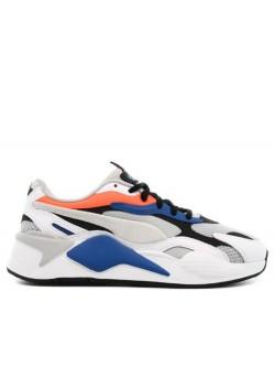 Puma RSX3 Edge gris / orange