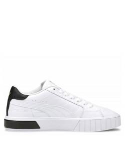 Puma Cali Star white / black