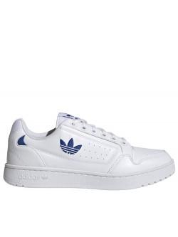ADIDAS NY90 blanc / raf
