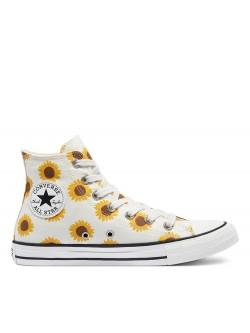 Converse Chuck Taylor all star fleur tournesol