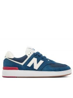 New Balance AM574 bleu dur